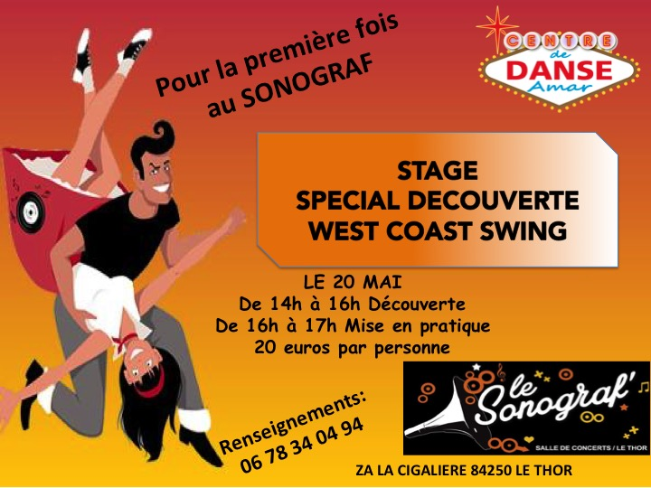 LE SONOGRAF' - Rock, swing et latino